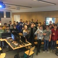 Erste Coding School startete erfolgreich