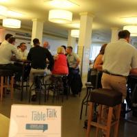 """Veranstaltung """"Table Talk and more…"""" am 26. Juni 2019"""